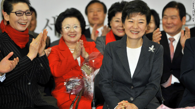 South Korea's hopes for new president