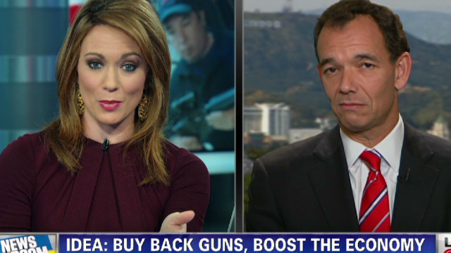 Miller: Buy guns, boost economy