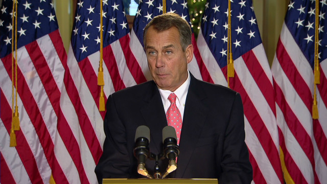 Obama to Boehner: 'Take the deal'