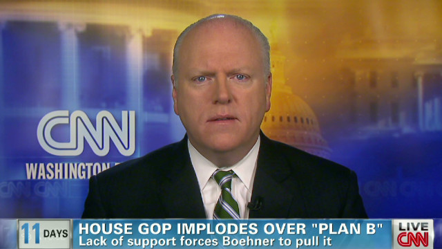 House GOP implodes over Plan B