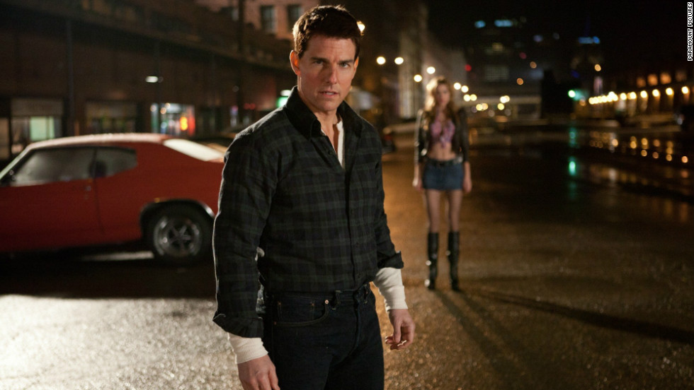 "Tom Cruise's starring turn as Lee Child's Jack Reacher <a href=""http://marquee.blogs.cnn.com/2011/10/26/tom-cruise-reacts-to-reacher-casting-criticism/?iref=allsearch"" target=""_blank"">initially left some fans worried,</a> but the movie did well enough that <a href=""http://www.deadline.com/2013/12/jack-reachers-back-tom-cruise-developing-new-bestseller-never-go-back/"" target=""_blank"">a sequel is on the books.</a>"