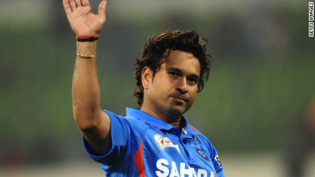 Sachin Tendulkar: Tearful farewell of India's 'Little Master'