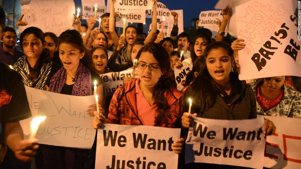 India gang-rape: Victims' relative calls for public hanging of attackers