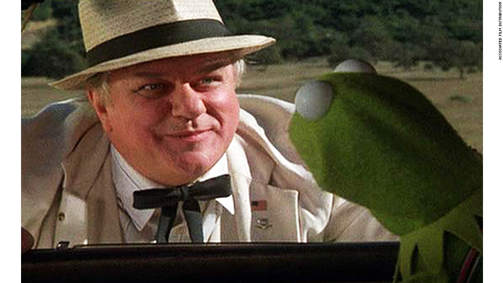 "Durning played Doc Hopper in 1979's ""The Muppet Movie"" opposite Jim Henson's Kermit the Frog."