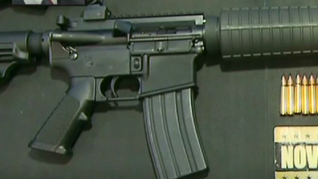 Gun control group opposes gun permit map