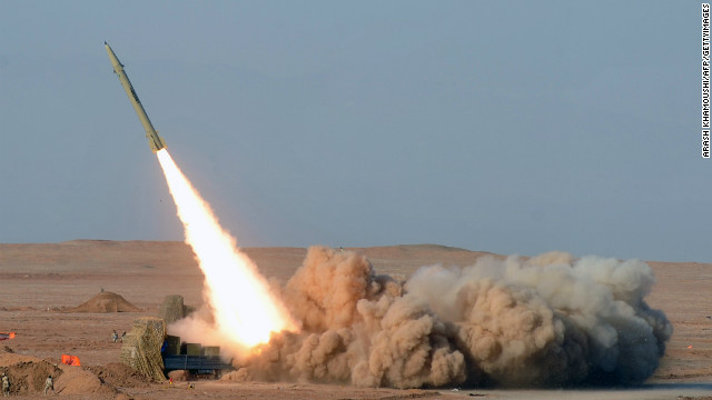 Iran tests advanced missiles