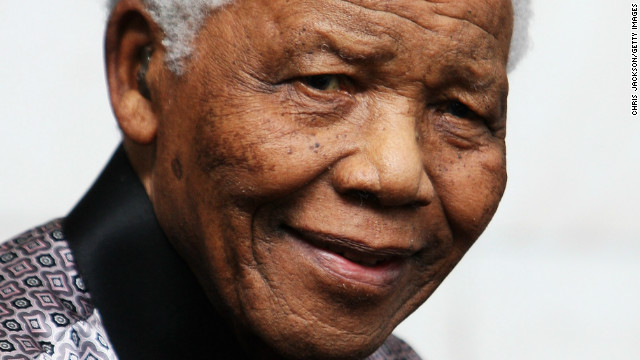 Nelson Mandela ill with lung infection
