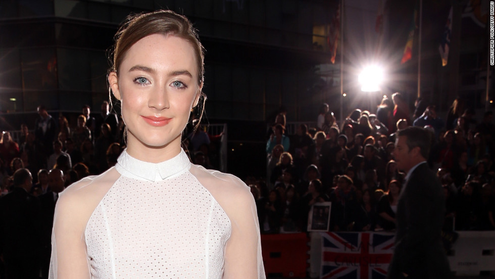 "Speaking of young adult adaptations, Saoirse Ronan will star in ""The Host,"" set to hit theaters in March. In addition to the thriller ""Byzantium,"" the young actress has a few other projects gearing up for a 2013 release, according to Internet Movie Database."