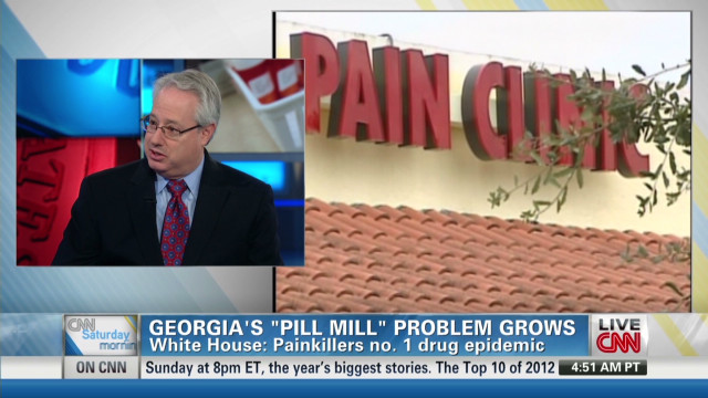 Georgia's 'pill mill' problem grows