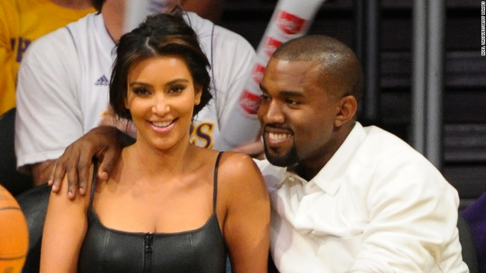 Suspicions that the two were an item were going strong in April 2012 after Kanye's profession of love went viral, and their snuggling at a Lakers game in May of that year bolstered the reports.