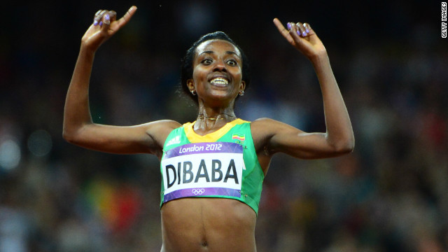 Human to Hero: Tirunesh Dibaba