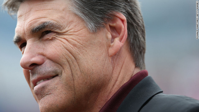 Gov. Rick Perry says a new law will provide health care for low-income women while respecting the state's values.