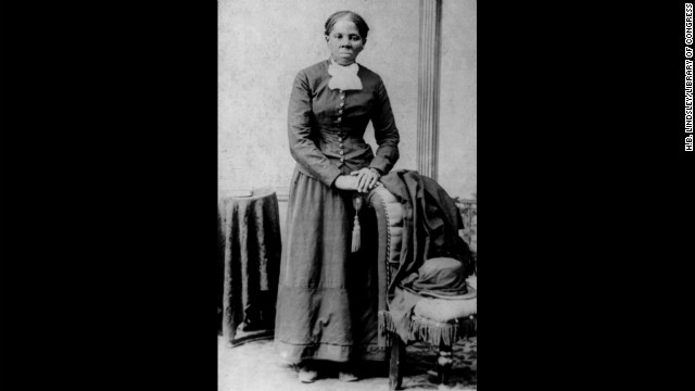 Harriet Tubman, 1860s.