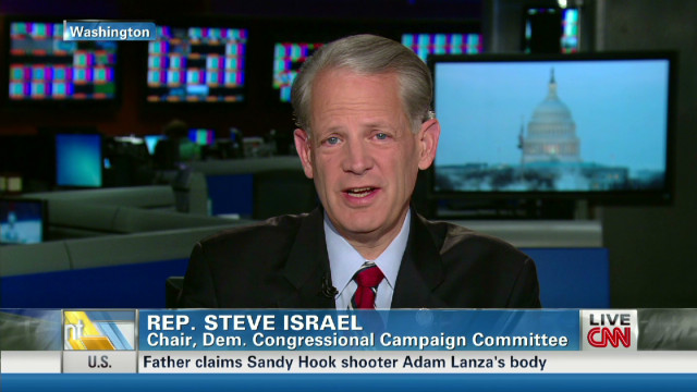 Rep. Israel: Dems. stopped fiscal cliff