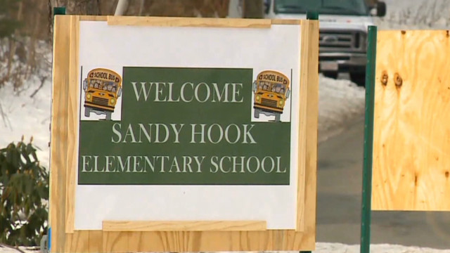 ns shade sandy hook students return to school_00011218