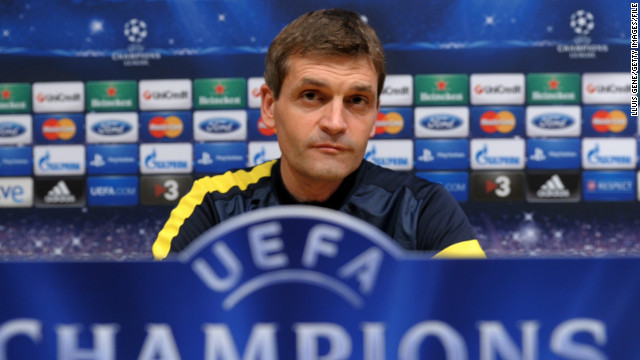 Former assistant coach Tito Vilanova led Barca to 16 wins in 17 league matches prior to his surgery.