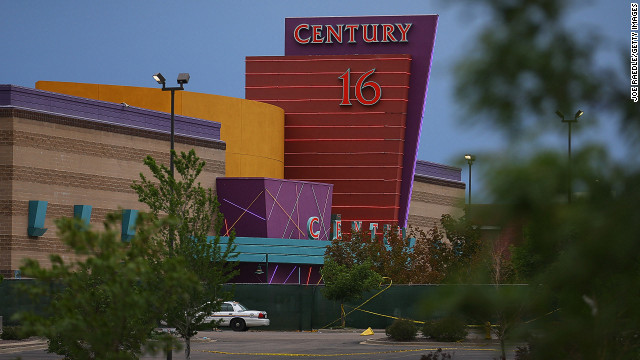 Theater shooting relatives reject invite