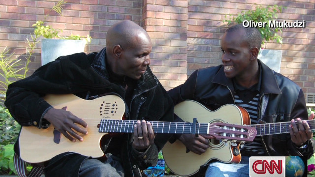 Oliver Mtukudzi remembers dead son