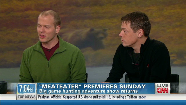 """MeatEater"" returns this Sunday"