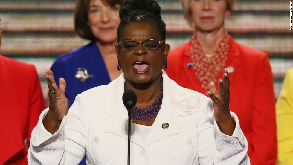 Wisconsin Rep. Gwen Moore tests positive for Covid-19