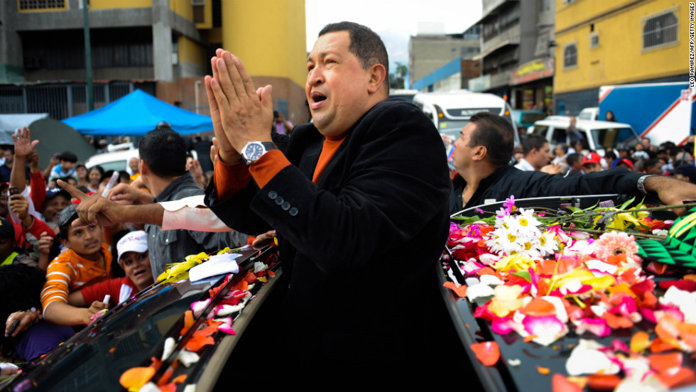 "<a href=""http://www.cnn.com/2013/03/05/world/americas/obit-venezuela-chavez/index.html"">Hugo Chavez</a>, the polarizing president of Venezuela who cast himself as a ""21st century socialist"" and foe of the United States, died March 5, said Vice President Nicolas Maduro."