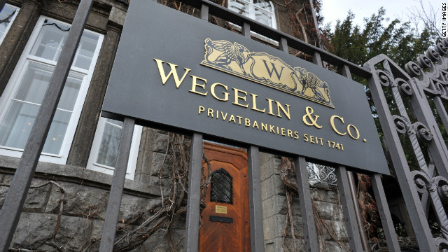 Wegelin last year sold the bulk of its business to Swiss lender Raiffeisen, prompting the bank's effective disappearance.