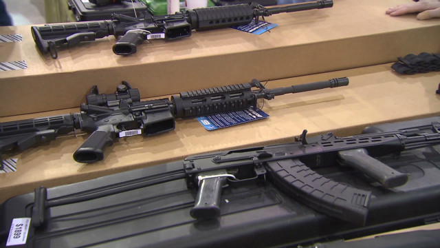 Will the new Congress act on guns?