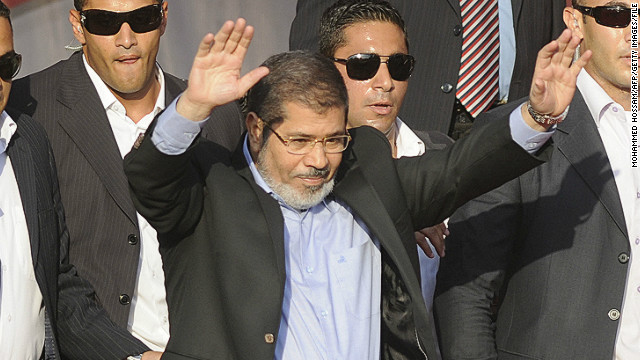 Mohamed Morsy last year issued an order preventing any court from overturning his decisions.