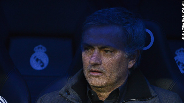 The storm clouds continue to gather over Real Madrid manager Jose Mourinho.