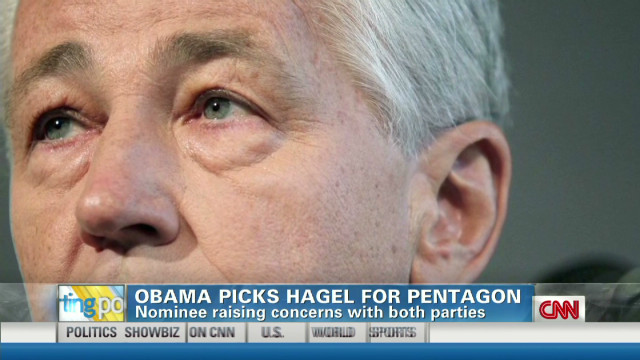 Mack: Hagel 'will get nomination in end'