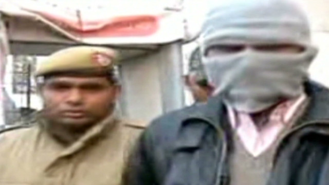 India rape suspects in court