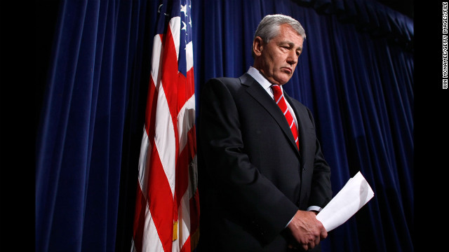 Iran cheers Hagel nomination