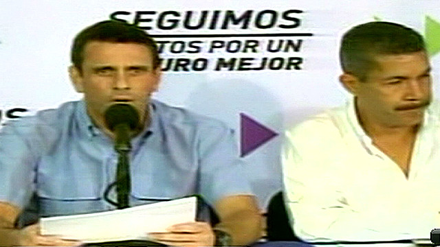 cnne vnzla capriles on chavez health_00001826