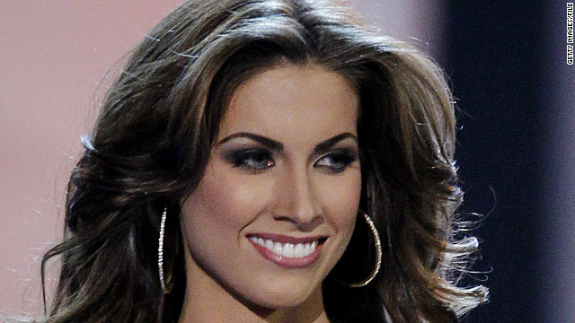 Miss Alabama flattered by Musburger