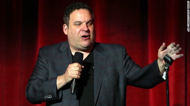 "Jeff Garlin's ""By the Way, In Conversation with Jeff Garlin"" podcast will soon debut on the Earwolf Podcast Network."