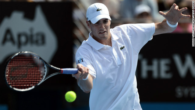 John Isner will miss this month's Australian Open, where he has never been beyond the fourth round.