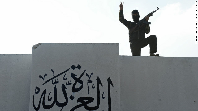 Free Syrian Army: We're fighting al Qaeda