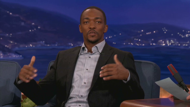 Conan: Mackie is BFF with Gosling