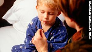 Sick kids? Skip the OTC cough and cold medicine