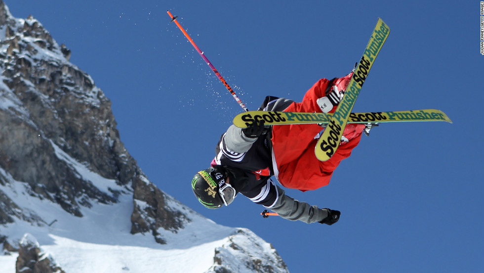Two new freestyle skiing events will be introduced at the 2014 Winter Olympics in Sochi -- slopestyle and ski halfpipe -- meaning freestylers will have as many medals to aim at as their alpine cousins.