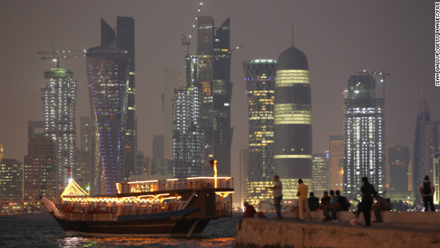 Qatar prepares for transfer of power