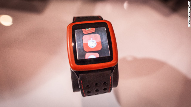 WearIt's Open Android Smart Watch provides for sport, health and wellness monitoring as well as gaming.