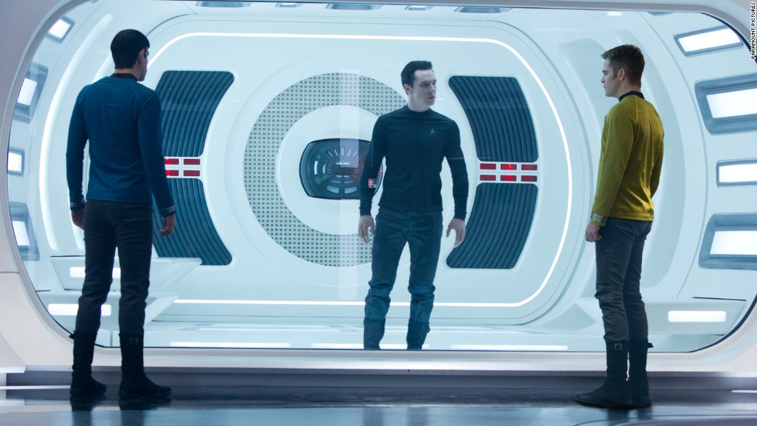 """Star Trek Into Darkness"" wasn't quite as well-received as the earlier film, though Benedict Cumberbatch, center, got to chew scenery as Khan, as Montalban did decades before. Some fans despised its callbacks to ""Star Trek II,"" which they saw as treading on sacred ground. Trekkers voted it the worst ""Star Trek"" film shortly after its release in 2013."