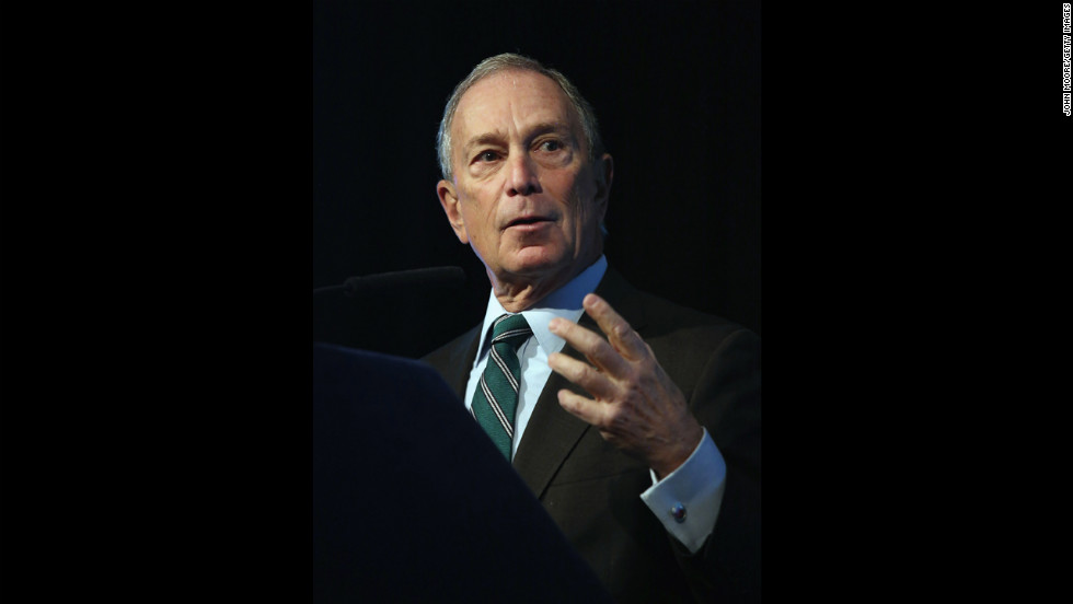 "New York Mayor Michael Bloomberg will deliver the opening remarks at the Summit on Reducing Gun Violence in America at Johns Hopkins University on Monday, the one-month anniversary of the <a href=""http://www.cnn.com/SPECIALS/us/connecticut-school-shooting/index.html"" target=""_blank"">Newtown school massacre</a>. Following two days of presentations, Experts from major universities will make suggestions for policies that can help reduce gun violence. Bloomberg is also the co-chair of Mayors Against Illegal Guns.<br /><br />Here's a look at what else CNN is covering this week."