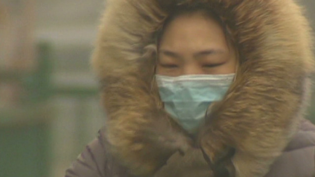 Beijing experiences terrible air quality