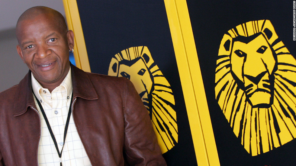 "Lebo M is a South African singer, songwriter and composer best known for his work on movie and stage hit ""The Lion King."""