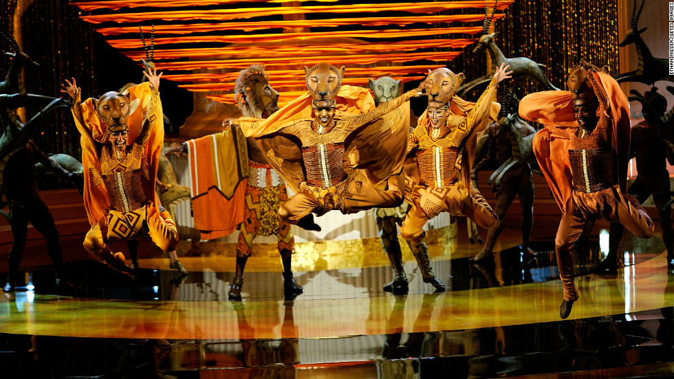 "After the success of the movie, Lebo was involved in the Broadway version of ""The Lion King."" The award-winning musical has become a long-running hit, staged in many countries across the world."