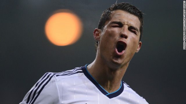 Real Madrid's Cristiano Ronaldo has been voted the second best player in the world in each of the last two years.