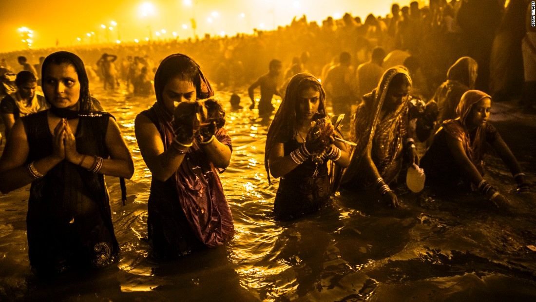 "<strong>Hinduism:</strong> There is no ""prophecy"" on how the world ends in Hindu thought. Most Hindus believe that the universe goes through a sequence of cyclical eras.<br /><em><br />Correction: A previous version said Hindus believe the world will end in a cataclysmic flood, but that is not a universally accepted belief.</em>"