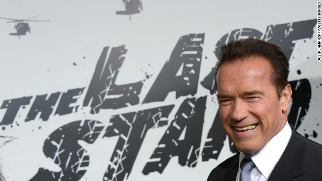 Schwarzenegger: I'm a better actor now